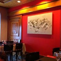Photo taken at Restaurant Gruyérien by Nico W. on 5/8/2011