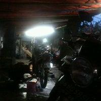 Photo taken at cucian motor by Kapten C. on 6/1/2012