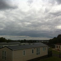Photo taken at Priory Park Holiday Park by Andy L. on 7/23/2011
