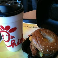 Photo taken at Chick-fil-A by American Business Language Academy C. on 1/31/2012