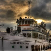 Photo taken at Hornblower Cruises & Events by Josh F. on 11/24/2011