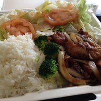 Photo taken at Green Lotus Asian Cuisine by David C. on 3/12/2012