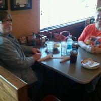 Photo taken at LaRosa's Pizzeria Batesville by Dave C. on 10/24/2011