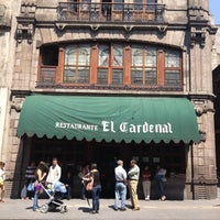 Das Foto wurde bei El Cardenal von Barbara C. am 6/3/2012 aufgenommen