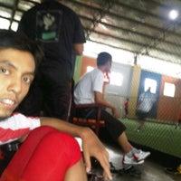 Photo taken at Futsal 1818 Ceria by Muhammad N. on 1/1/2012