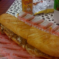 Photo taken at Firehouse Subs by Alan H. on 11/30/2011