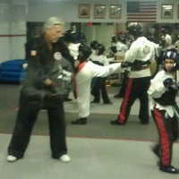 Photo taken at Pace Institute of Karate by John L. on 11/9/2011