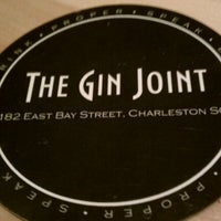 Photo taken at The Gin Joint by Justin G. on 1/7/2012