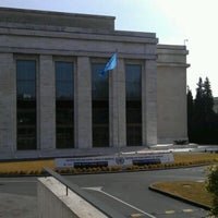 Photo prise au Palais des Nations par C M. le3/7/2012