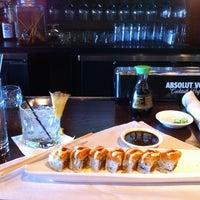 Photo taken at Zest Sushi & Tapas Bar by Chris C. on 5/31/2011