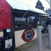 Photo taken at Burton Coffee Stand by Sarah S. on 2/26/2012