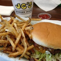 Photo taken at JC's Burger House by Drew W. on 5/31/2012