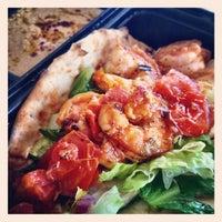 Photo taken at Snack Taverna by April Joy C. on 6/19/2012