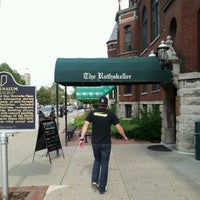 Photo taken at The Rathskeller by Justin W. on 7/19/2012