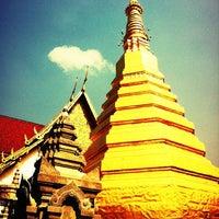 Photo taken at Wat Prathat Cho Hae by Glyphosate ☀. on 2/10/2012