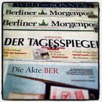 Das Foto wurde bei Haus Beuth, Beuth Hochschule für Technik Berlin von Ical R. am 6/17/2012 aufgenommen