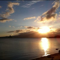 Photo taken at Rainbow Bay Marina by Melissa C. on 6/17/2012