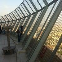 Photo taken at Milad Tower by Parish on 7/21/2012