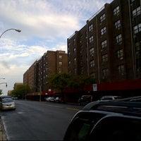 Photo taken at MTA New York City Bus - Bx15/Bx15LTD/Bx21 @ 3rd Avenue & Westchester Avenue by Jim H. on 9/24/2011