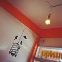 Photo taken at Billion Coffee by Mon555 on 11/9/2011
