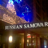 Photo taken at Russian Samovar by Jessica M. on 1/19/2012