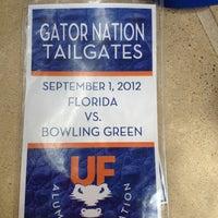 Photo taken at UF Alumni Association (Emerson Alumni Hall) by Melinda H. on 9/1/2012
