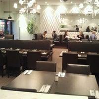 Photo taken at Hannas Shawarma by Jeff W. on 1/7/2012