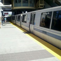 Photo taken at Millbrae BART Station by Catherine K. on 9/24/2011