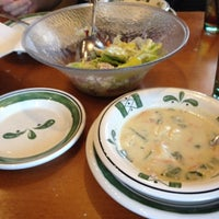 Photo taken at Olive Garden by Molly B. on 3/10/2012