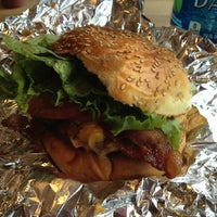 Photo taken at F. Ottomanelli Burgers and Belgian Fries by Kathy P. on 3/29/2012