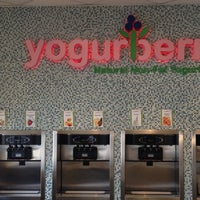 Photo taken at Yogurberry by Jason M. on 4/12/2012