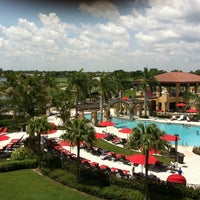 Photo taken at PGA National Resort & Spa by Amy C. on 5/20/2011