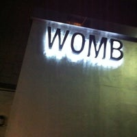 Photo taken at WOMB by Angei L. on 12/16/2011