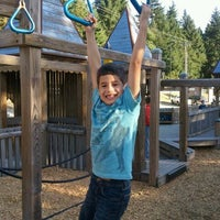 Photo taken at Kitsap Kids Playground by Jessica F. on 9/20/2011
