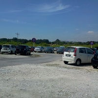 Photo taken at WD Car Park by Ikma A. on 1/4/2012
