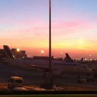 Photo taken at Terminal 2B by Agi F. on 5/23/2011