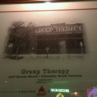 Photo taken at Group Therapy by Ashley E. on 9/23/2011
