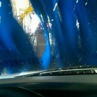 Photo taken at $5  Car Wash by Jonathan P. on 8/27/2011