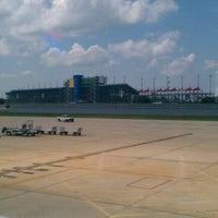 Photo taken at Daytona Beach International Airport (DAB) by Ray S. on 9/29/2011