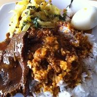 Photo taken at Restoran Nasi Kandar Haji Tapah by Irfan J. on 3/14/2012