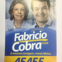 Photo taken at Fabricio Cobra 45455 by Pedro D. on 8/1/2012