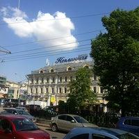 Снимок сделан в ТЦ «Неглинная галерея» пользователем Sergey R. 5/16/2012