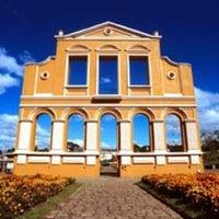 Photo taken at Jardim Schaffer by Priscila C. on 1/14/2012