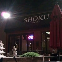 Photo taken at Shoku by Mark M. on 8/30/2011