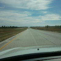 Photo taken at I-29 South by Timothy P. on 9/23/2011