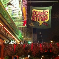 Photo taken at Comic Strip Live by George K. on 1/2/2011