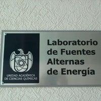 Foto tomada en Universidad Autónoma de Zacatecas Campus Siglo XXI por Eva Cristina C. el 1/18/2012