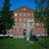 Photo taken at Kasernen, Aarhus Universitet by Ulrik S. on 6/2/2011
