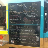 Photo taken at O'Crepes Truck by Dmitry K. on 7/21/2011