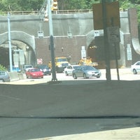 Photo taken at Liberty Tunnel by Benjamin S. on 7/1/2012
